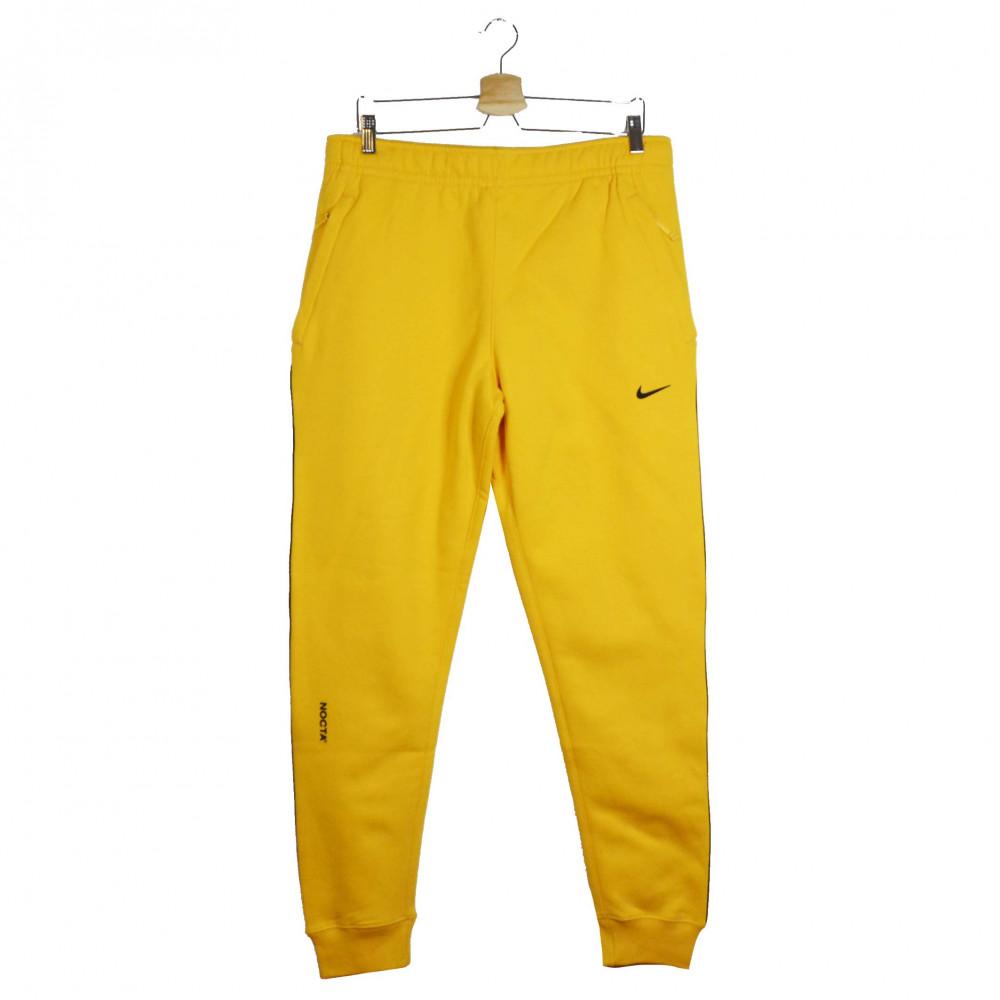 Drake x Nike NOCTA Fleece Pants (Yellow)