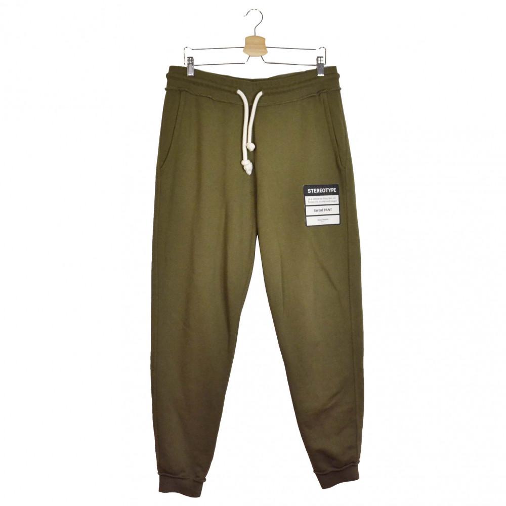 Maison Martin Margiela Stereotype Sweatpants (Olive)