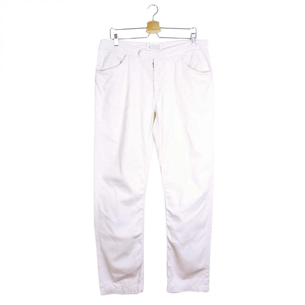 Maison Martin Margiela Line 10 Pants (White)