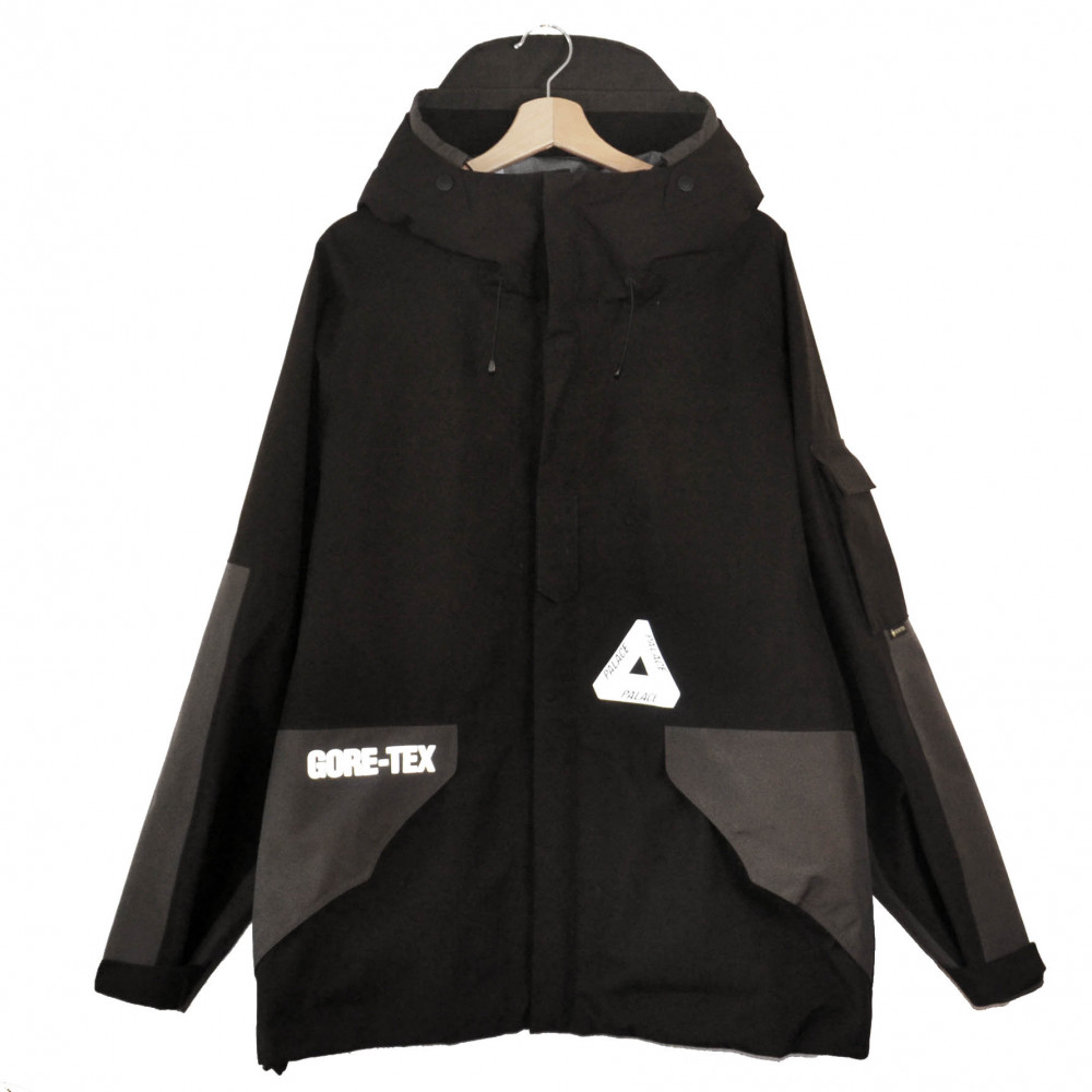 Palace Gore-Tex Wave-Length Jacket (Black)