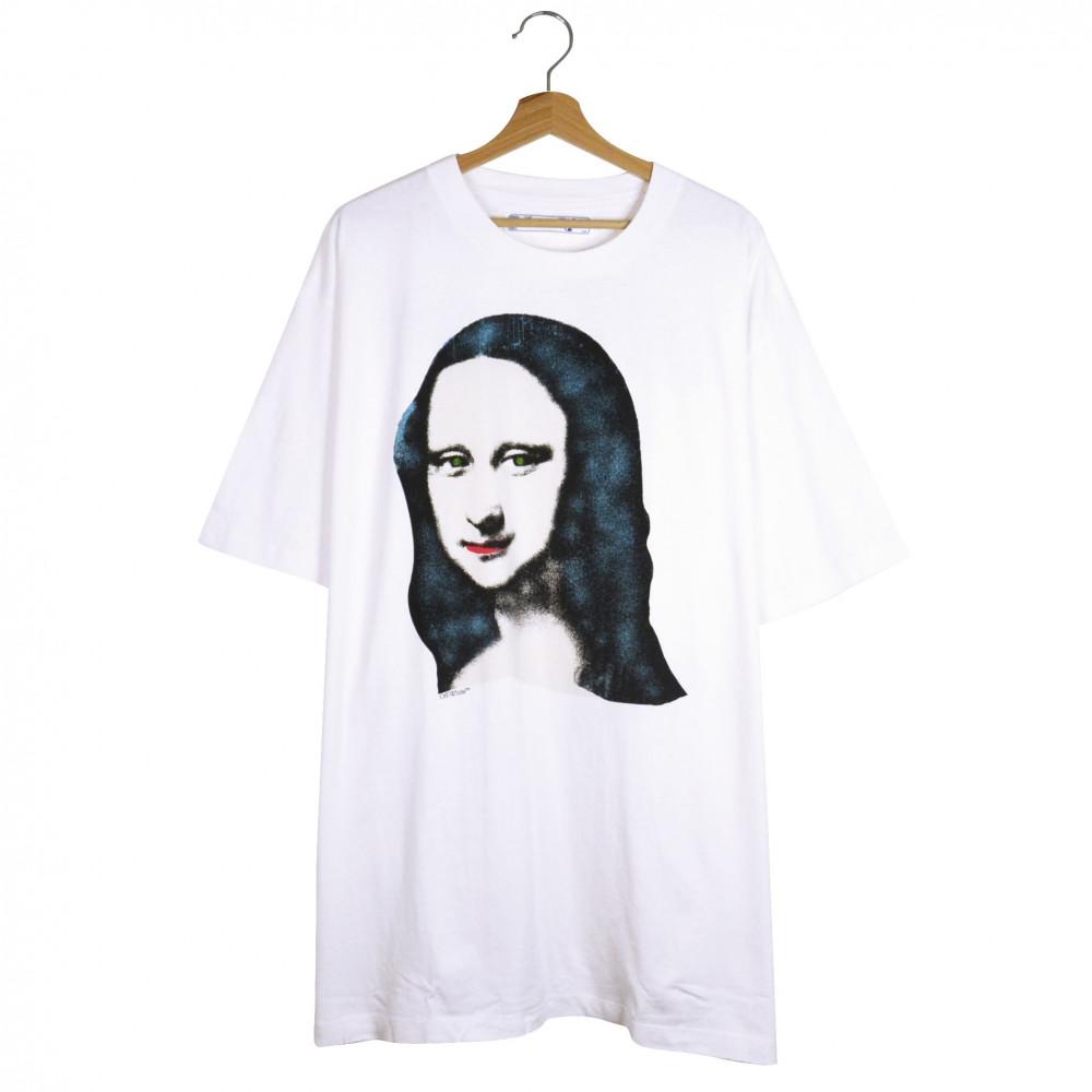 Off-White Mona Lisa Tee (White)