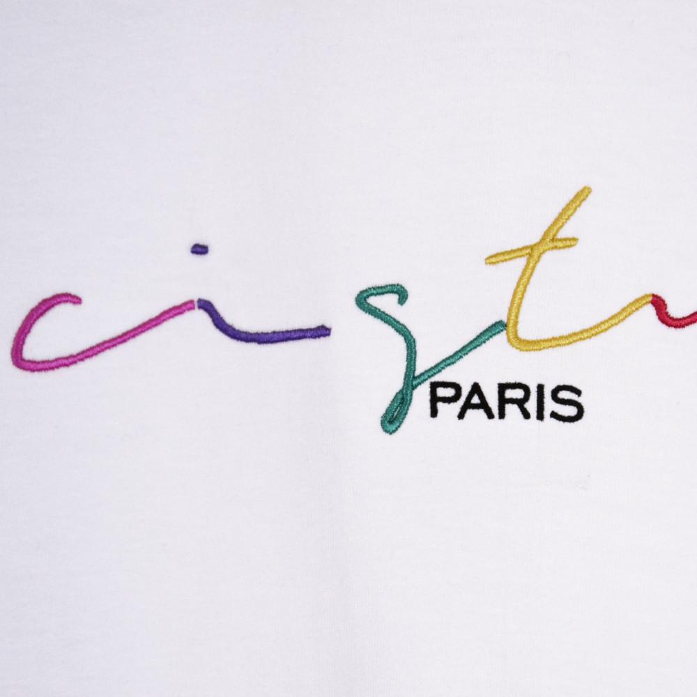 Cigture Paris Tee (White)
