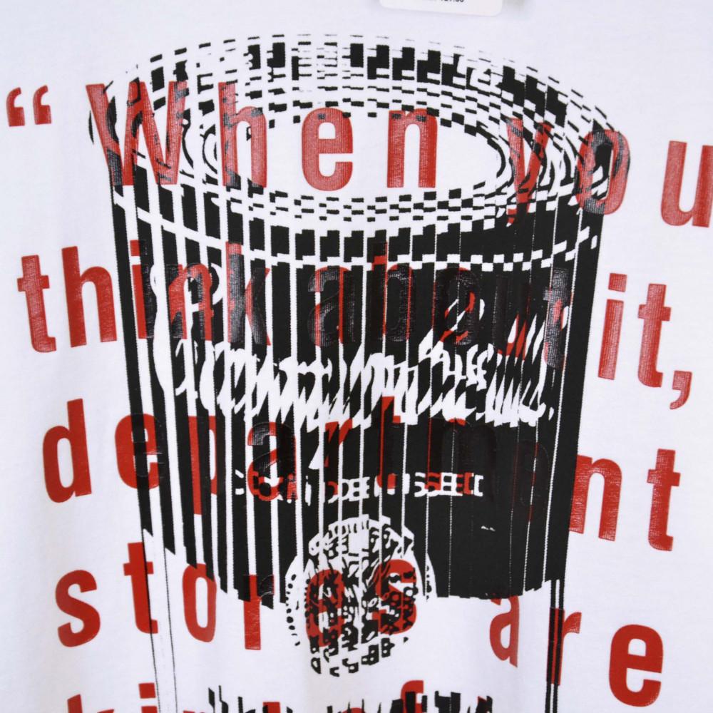 Andy Warhol x Uniqlo x Kosuke Kawamura Campbell's Tee (White)