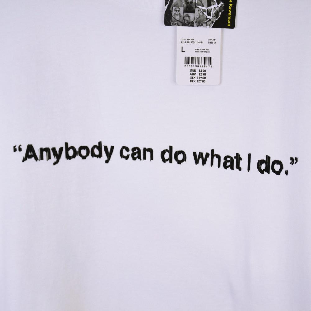 Andy Warhol x Uniqlo x Kosuke Kawamura Banana Tee (White)