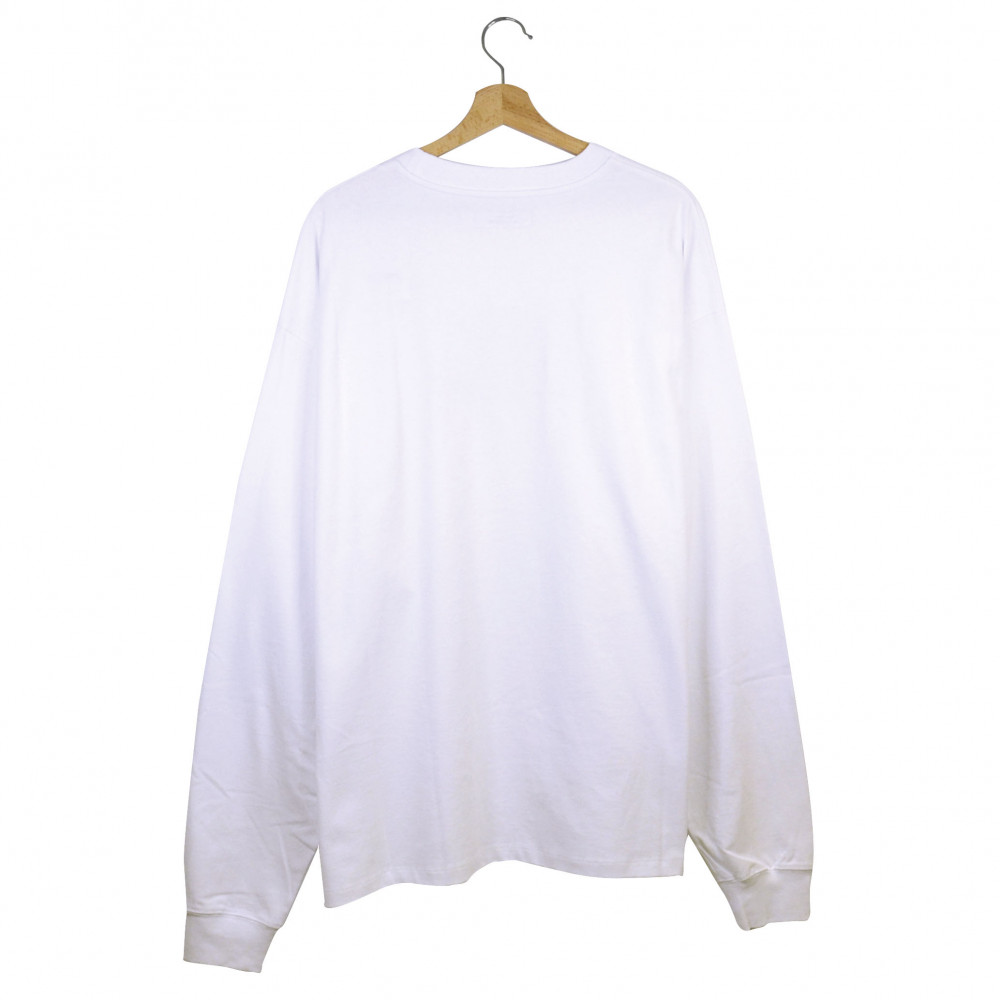 Paccbet PC Longsleeve (White)