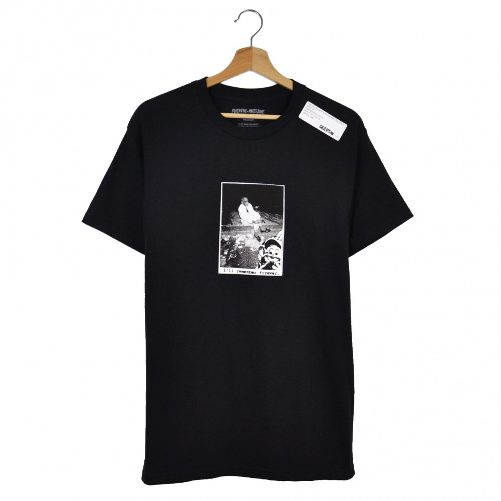 Fucking Awesome Remember Tee (Black)