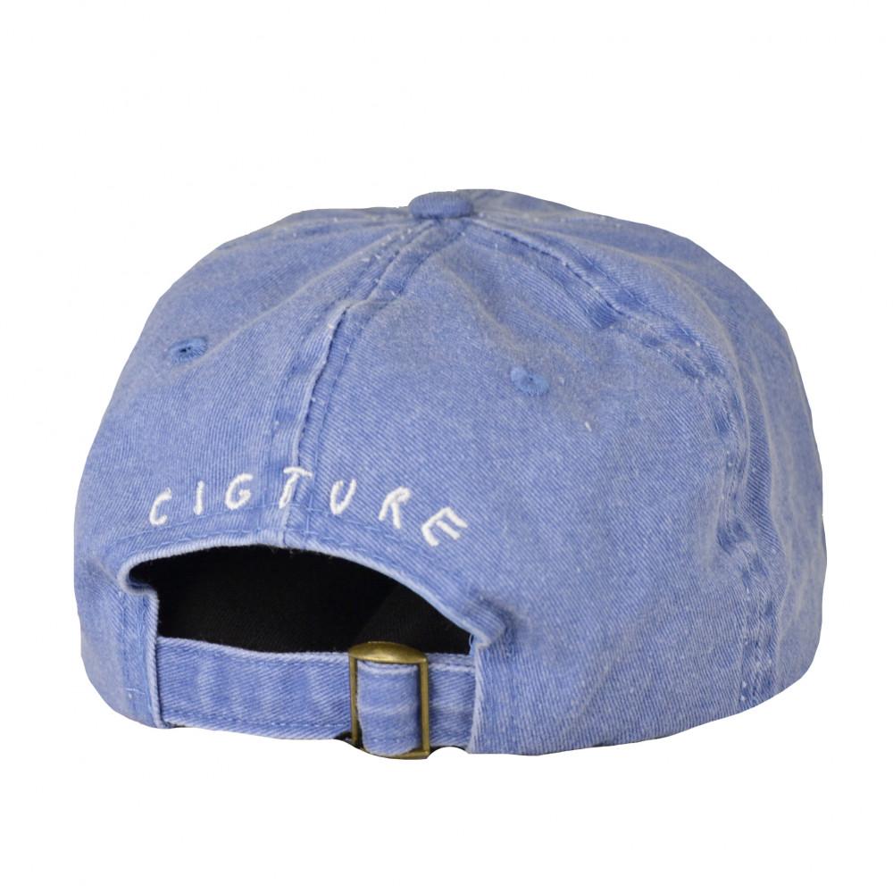Cigture Spitflip Cap (Bleu)