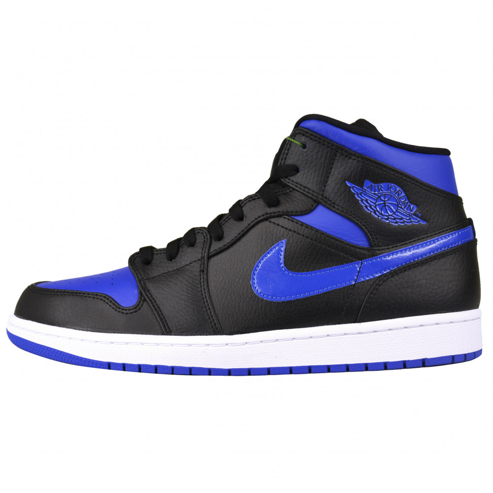 Nike Air Jordan 1 Mid (Royal)
