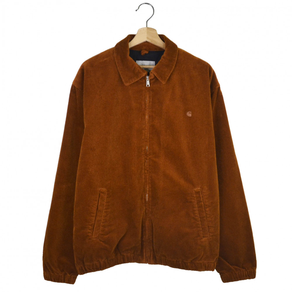 Carhartt Corduroy Madison Jacket (Brandy)