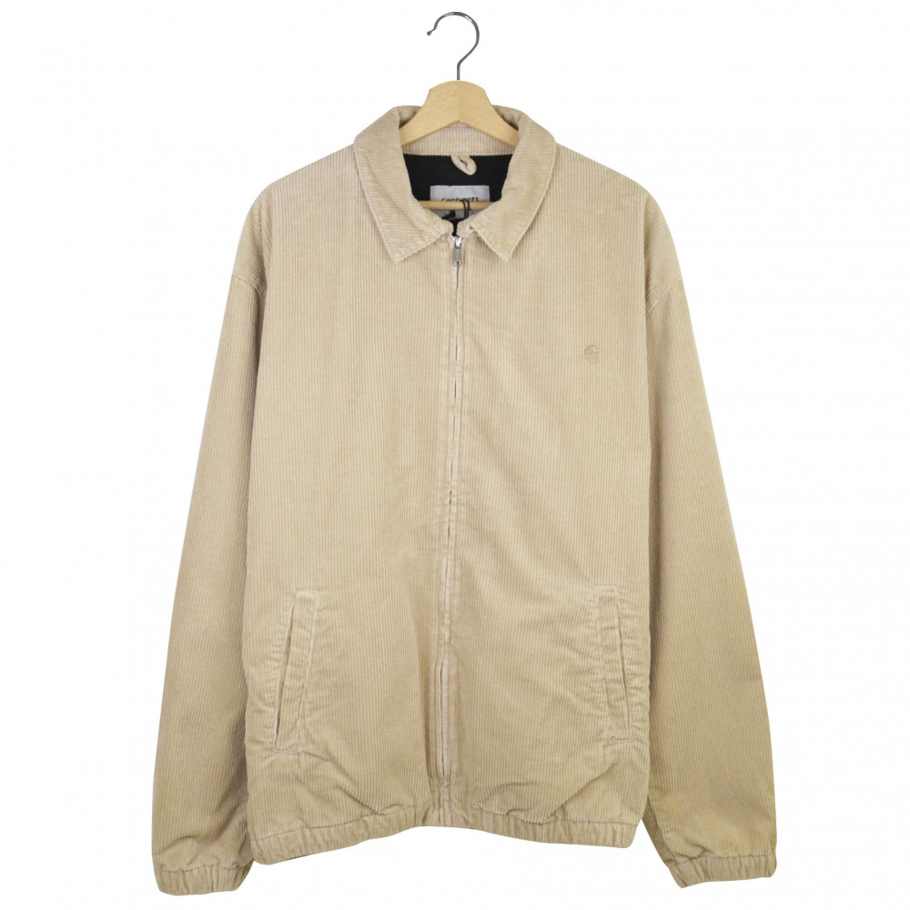 Carhartt Corduroy Madison Jacket (Beige)