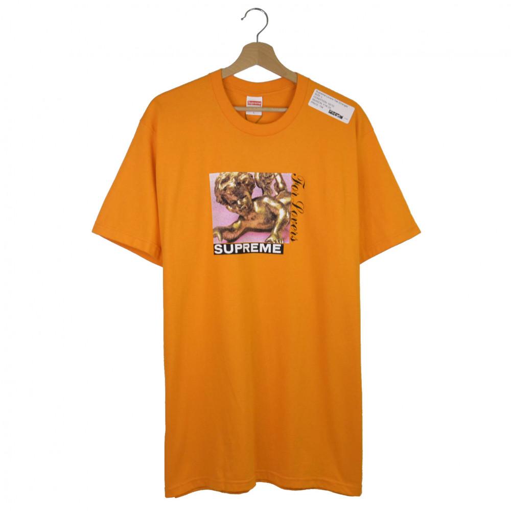 Supreme Lovers Tee (Orange)