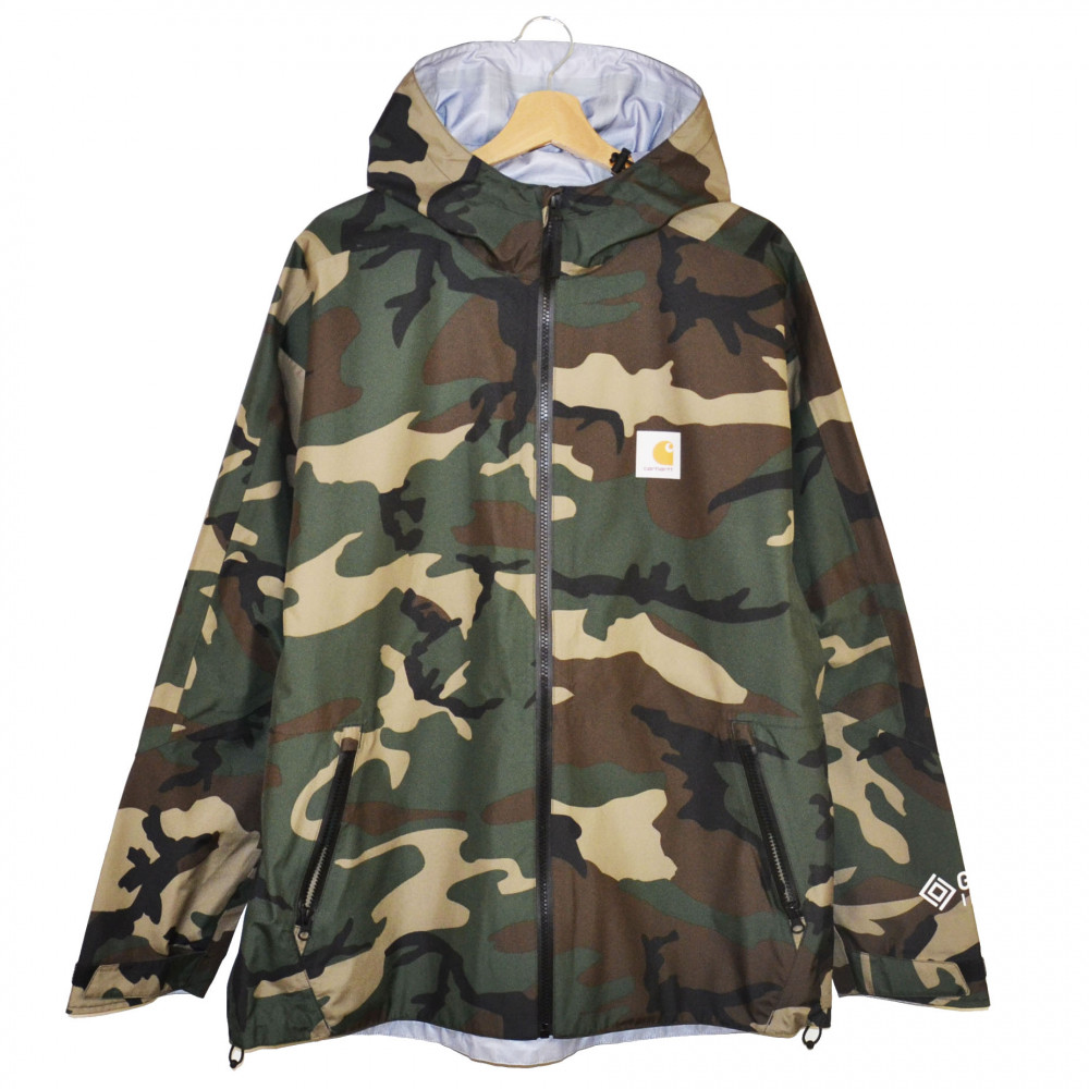 Carhartt WIP Point Gore-Tex Infinium Zip Jacket (Camo)