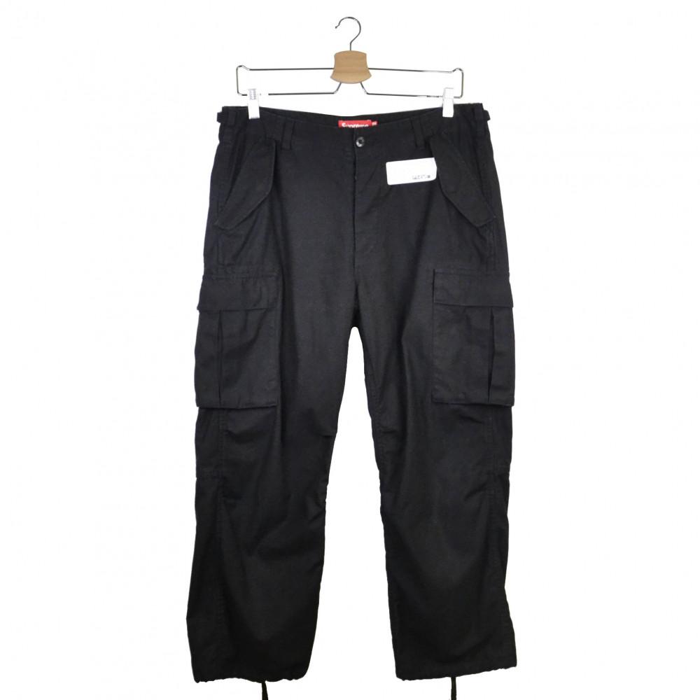 Supreme Cargo Pants (Black)