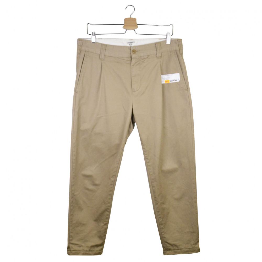Carhartt WIP Sid Pants (Beige)