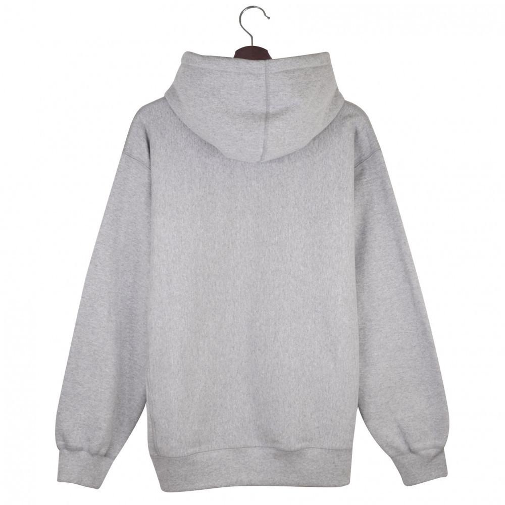 Supreme x KAWS Chalk Box Logo Hoodie (Grey)