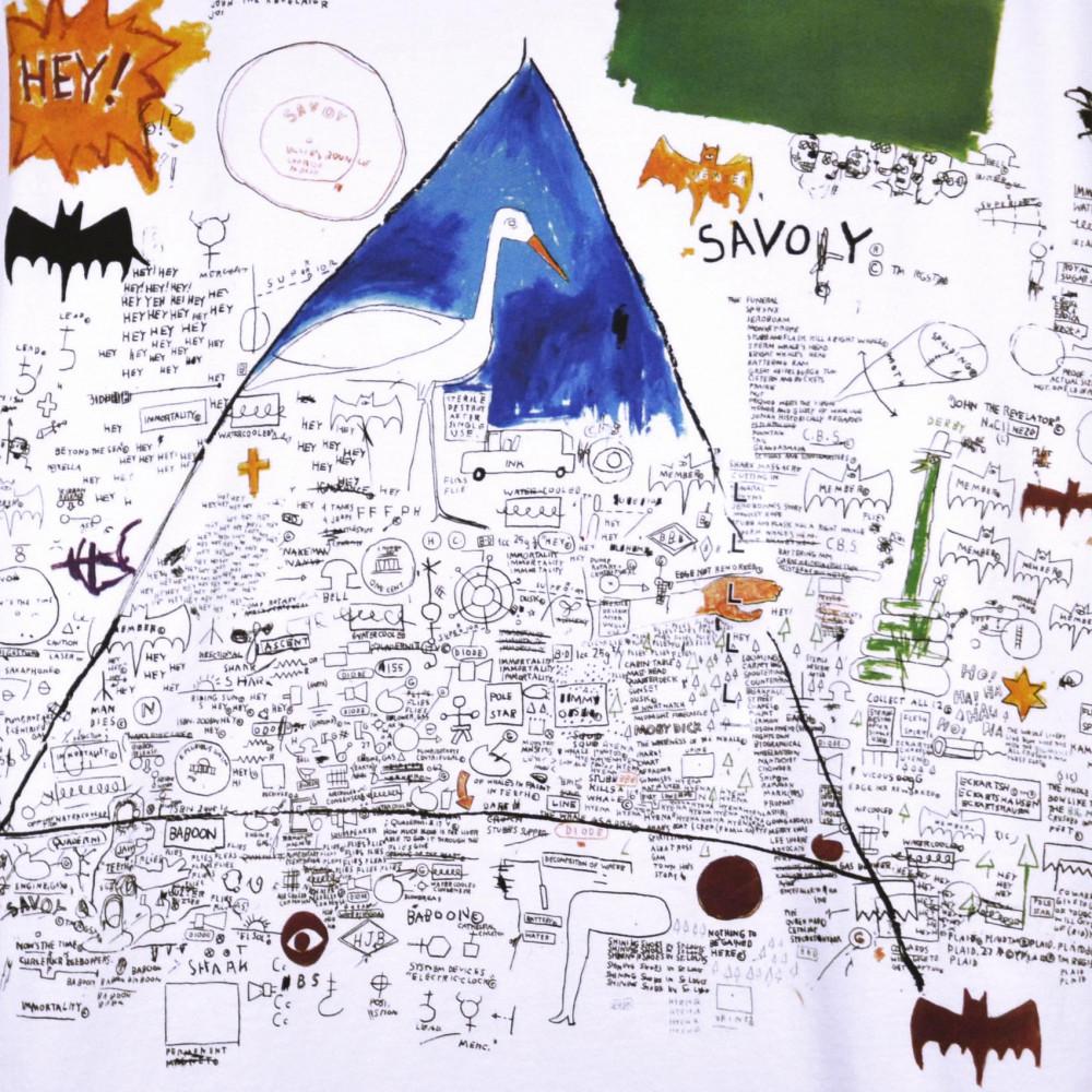 Jean-Michel Basquiat x Uniqlo Savoly Tee (White)