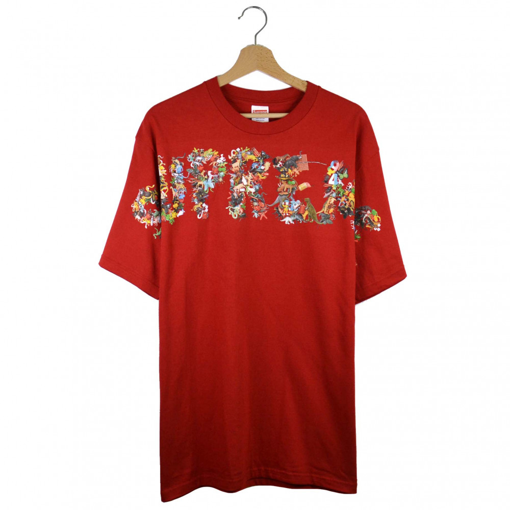Supreme Toy Pile Tee (Red)