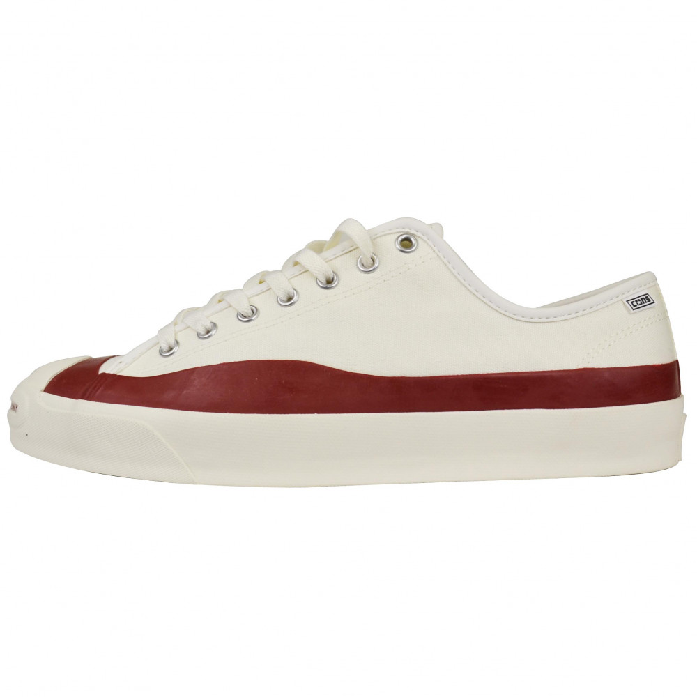 Converse Pop Trading x Jack Purcell (Egret/Red)