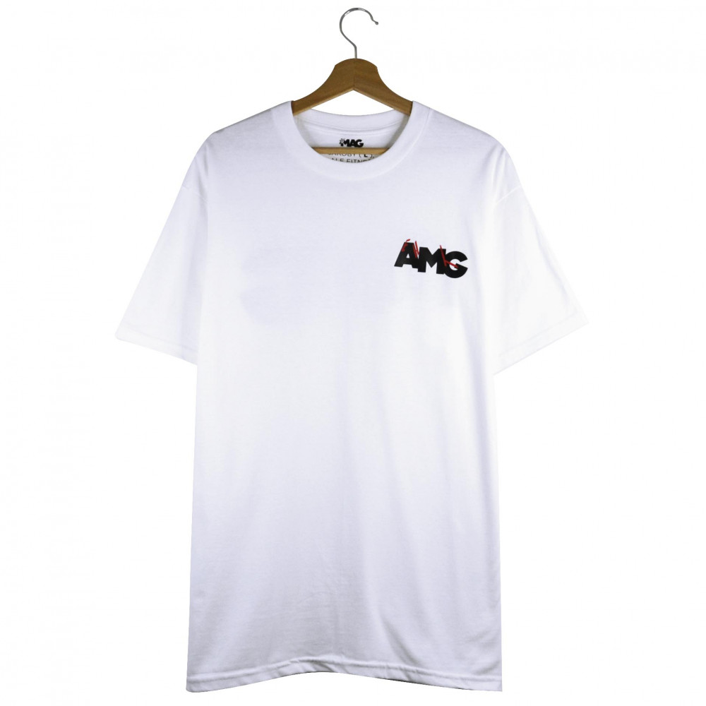 """The MAG """"Deconstructed"""" Tee (White)"""