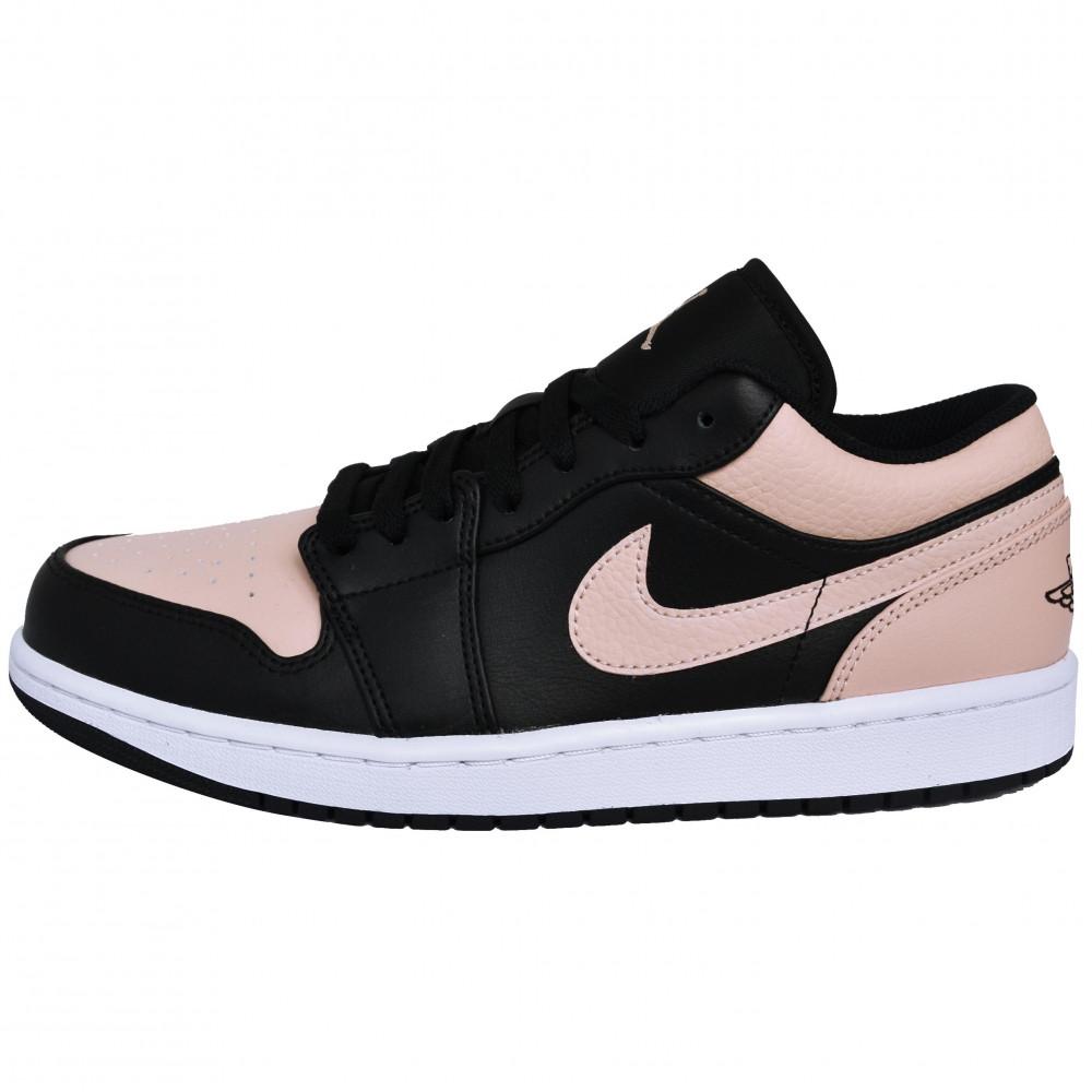Nike Air Jordan 1 Low (Crimson Tint)