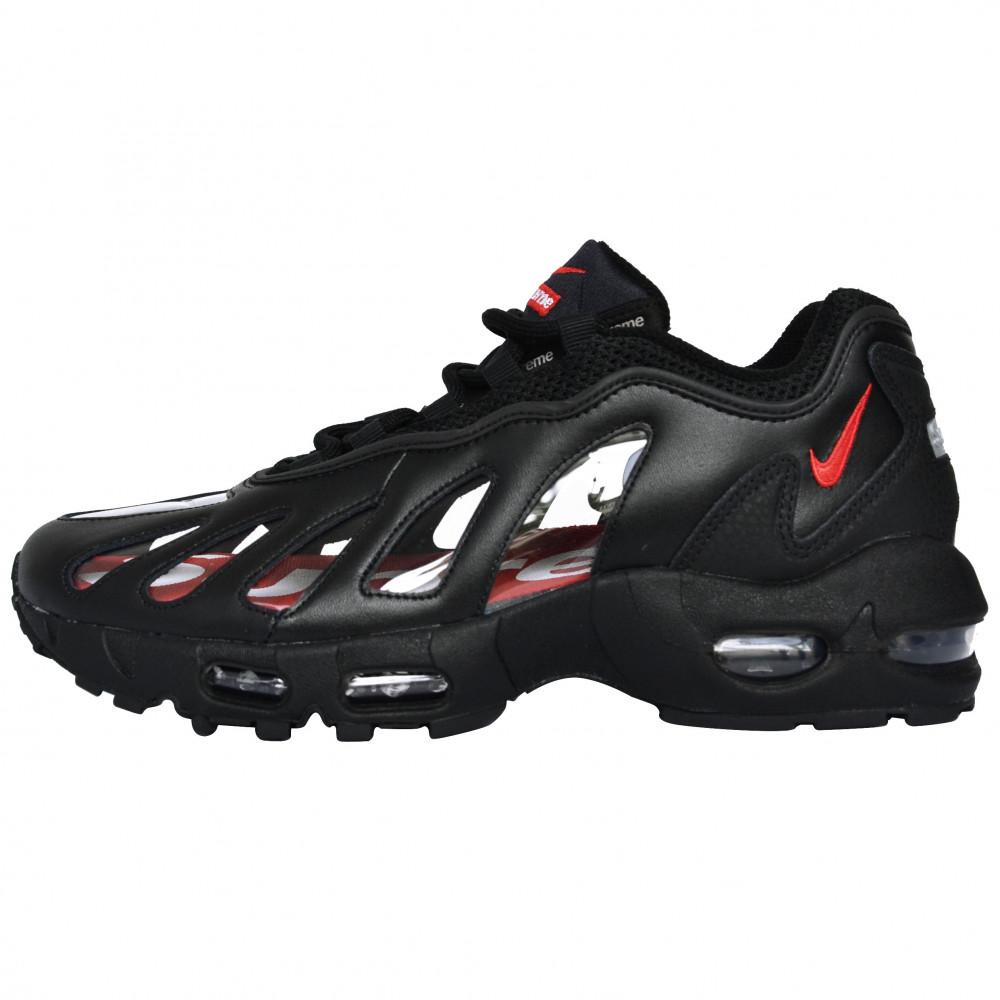 Supreme x Nike Air Max 96 (Black)
