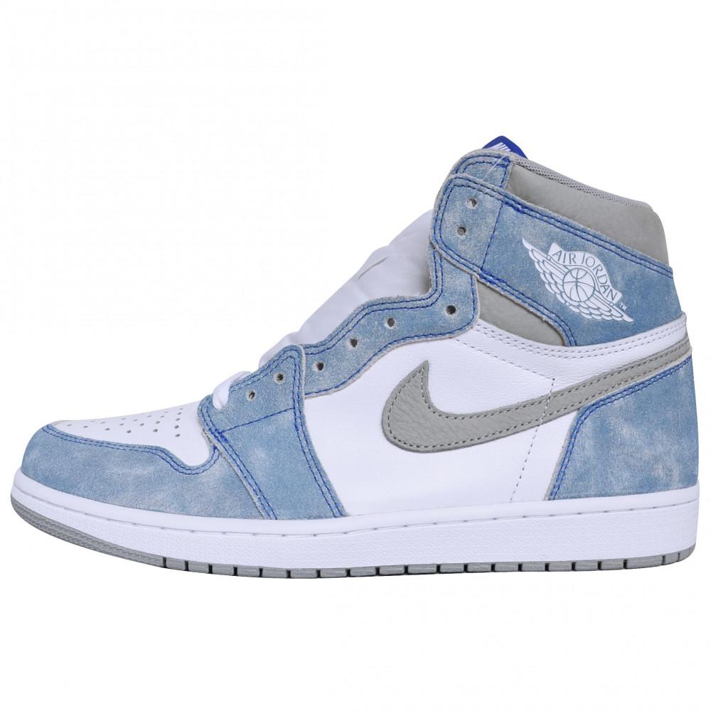 Nike Air Jordan 1 High (Hyper Royal)