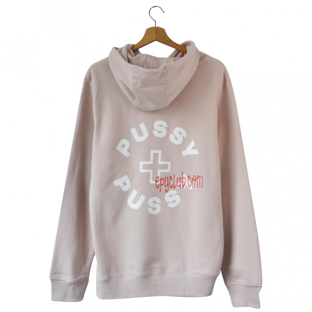 EATPUSSY P+P Hoodie (Baby Pink)