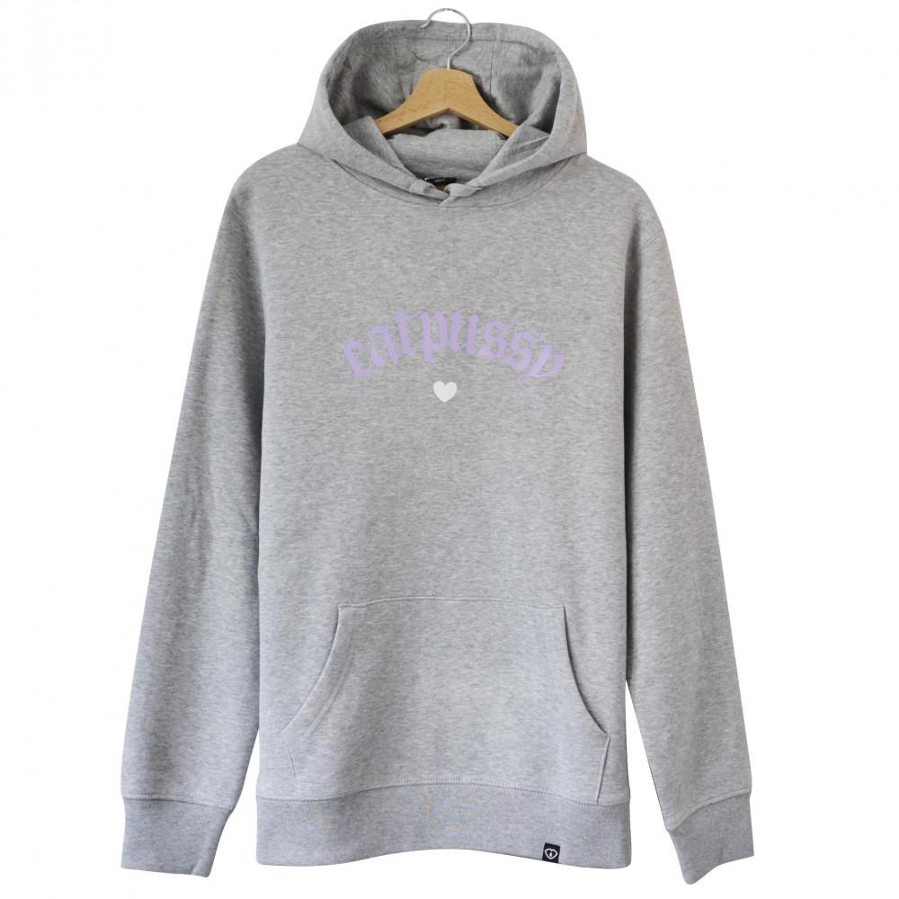 EATPUSSY Oxymoron Hoodie (Grey)