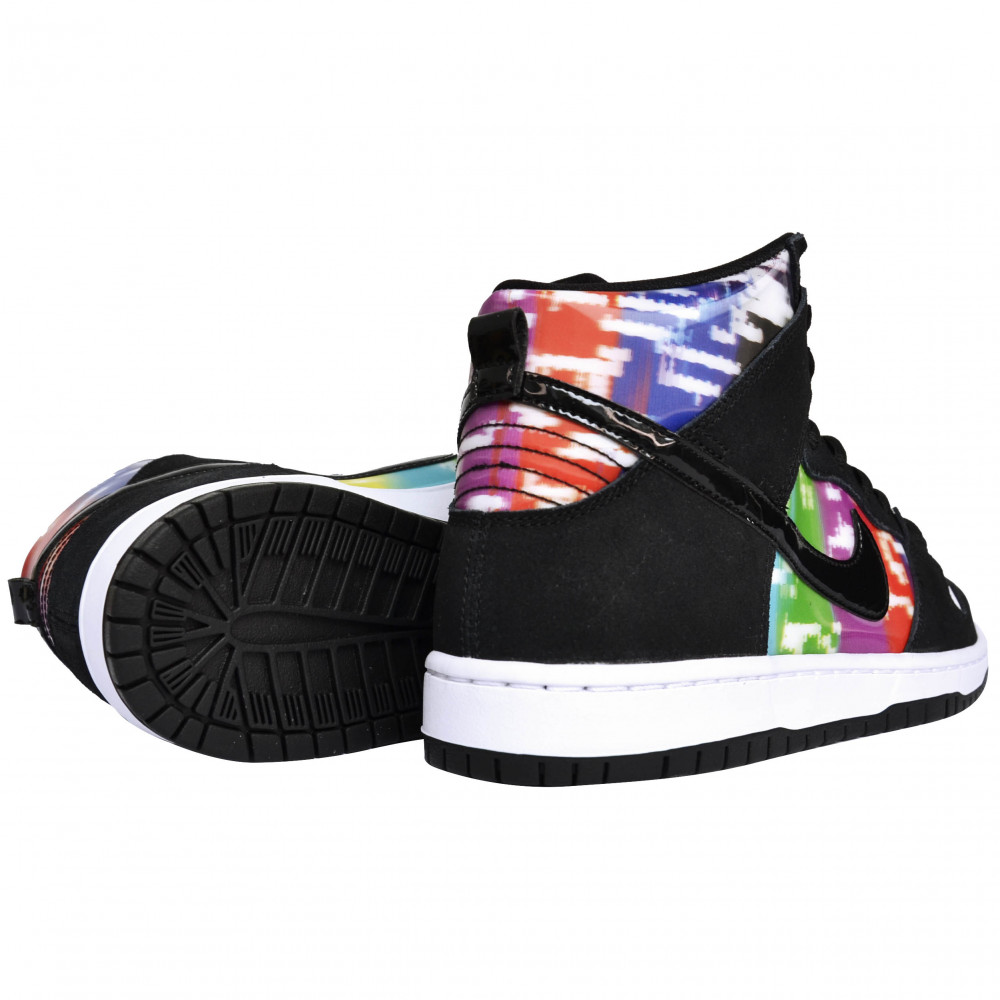 Nike SB Dunk High (TV Signal)