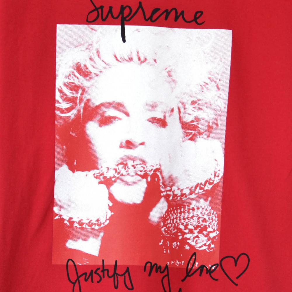 Supreme Madonna Tee (Red)