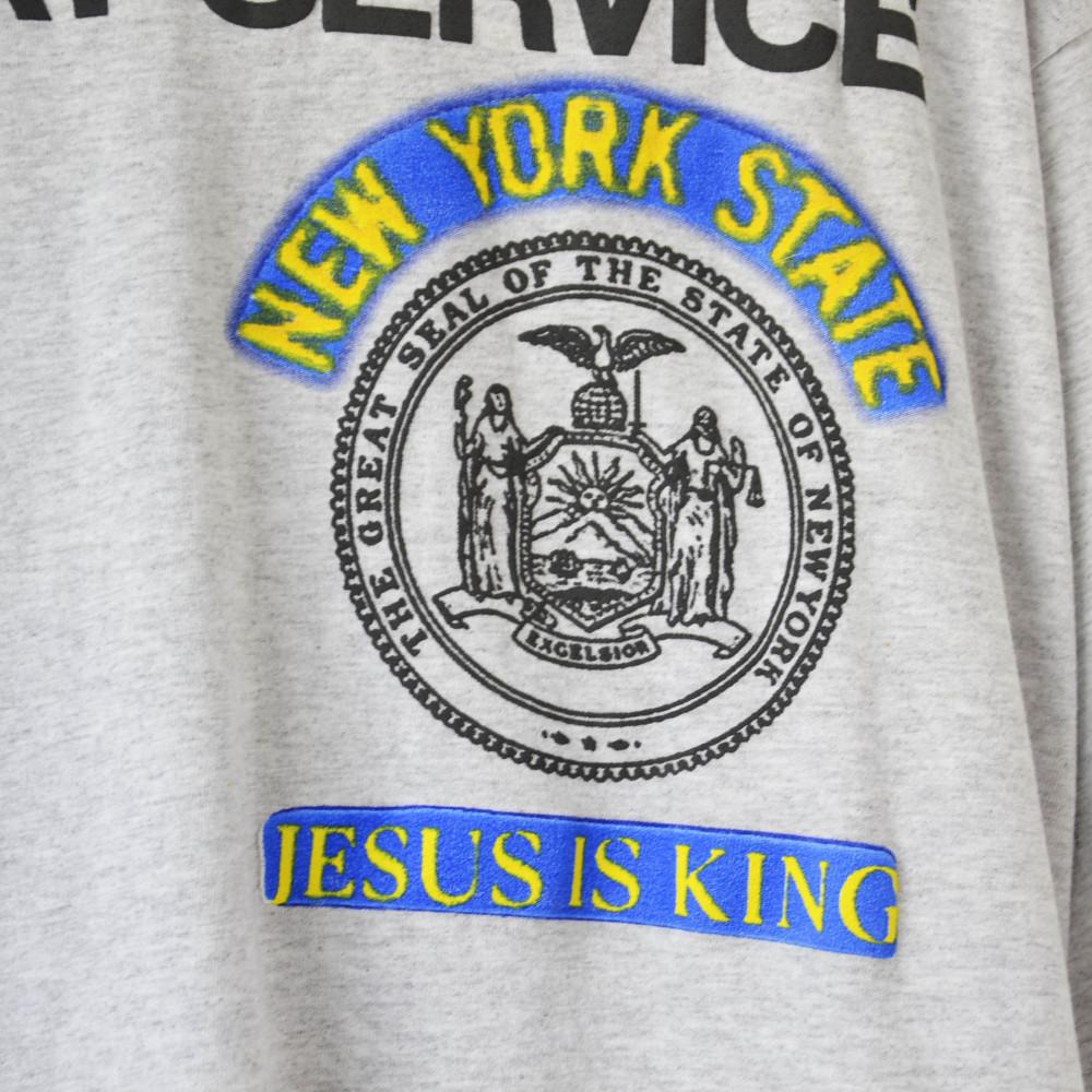 Kanye West Sunday Service New York (Grey)