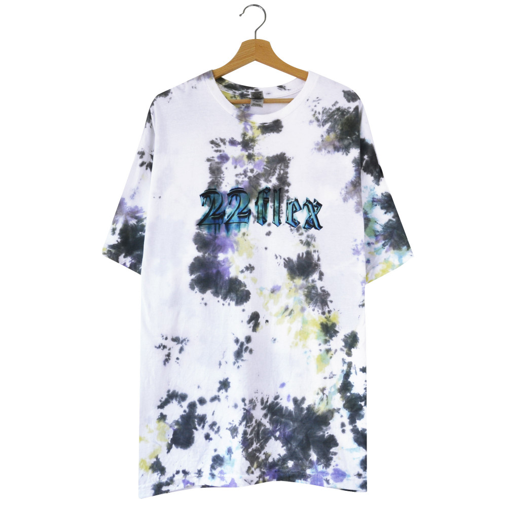 Astral22 & Flex x Prince in Jeans Tee (White Dyed)