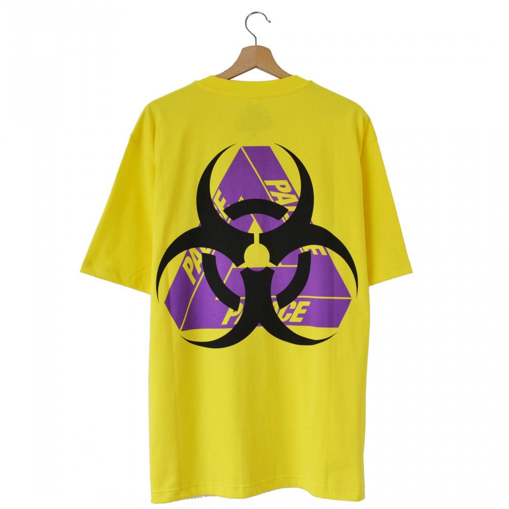 Palace Bio Hazard Tee (Yellow)