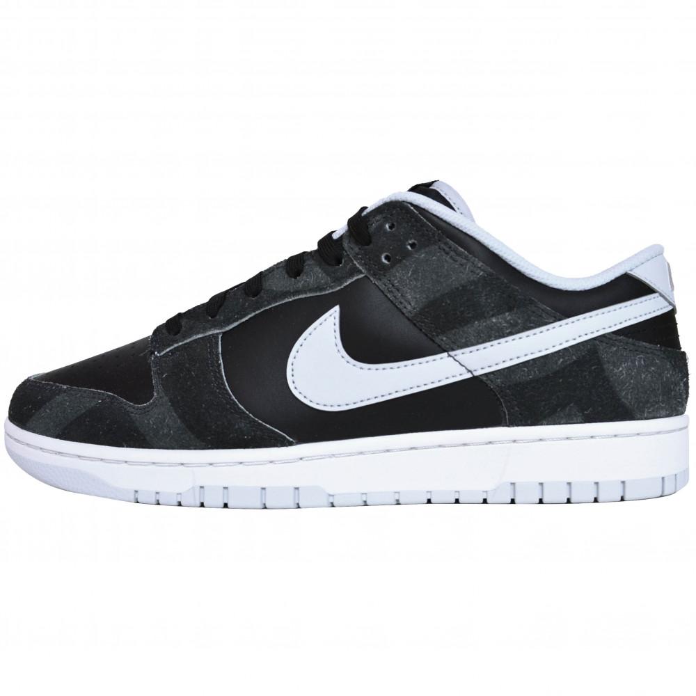 Nike Dunk Low Retro Premium (Platinum Zebra)