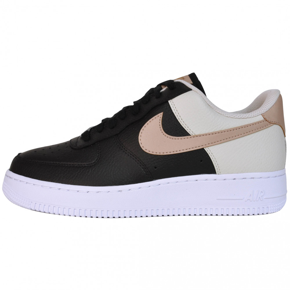 Nike Air Force 1 (Cream/Black)
