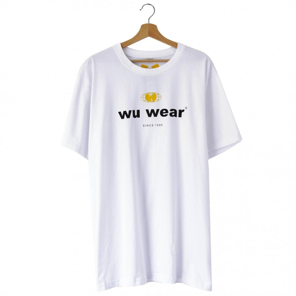 Wu Wear Since 1995 Tee (White)