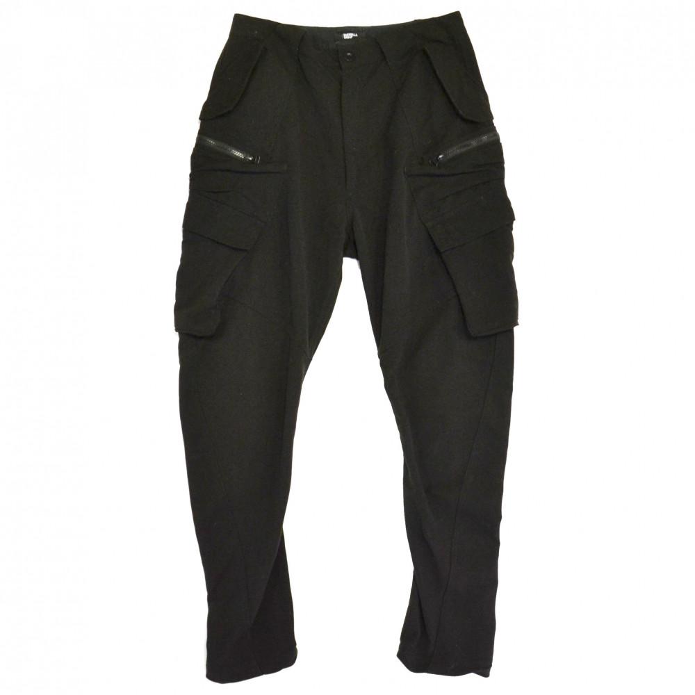 Guerilla Group 18F-ES-PL02-BL Cargo Pant (Black)