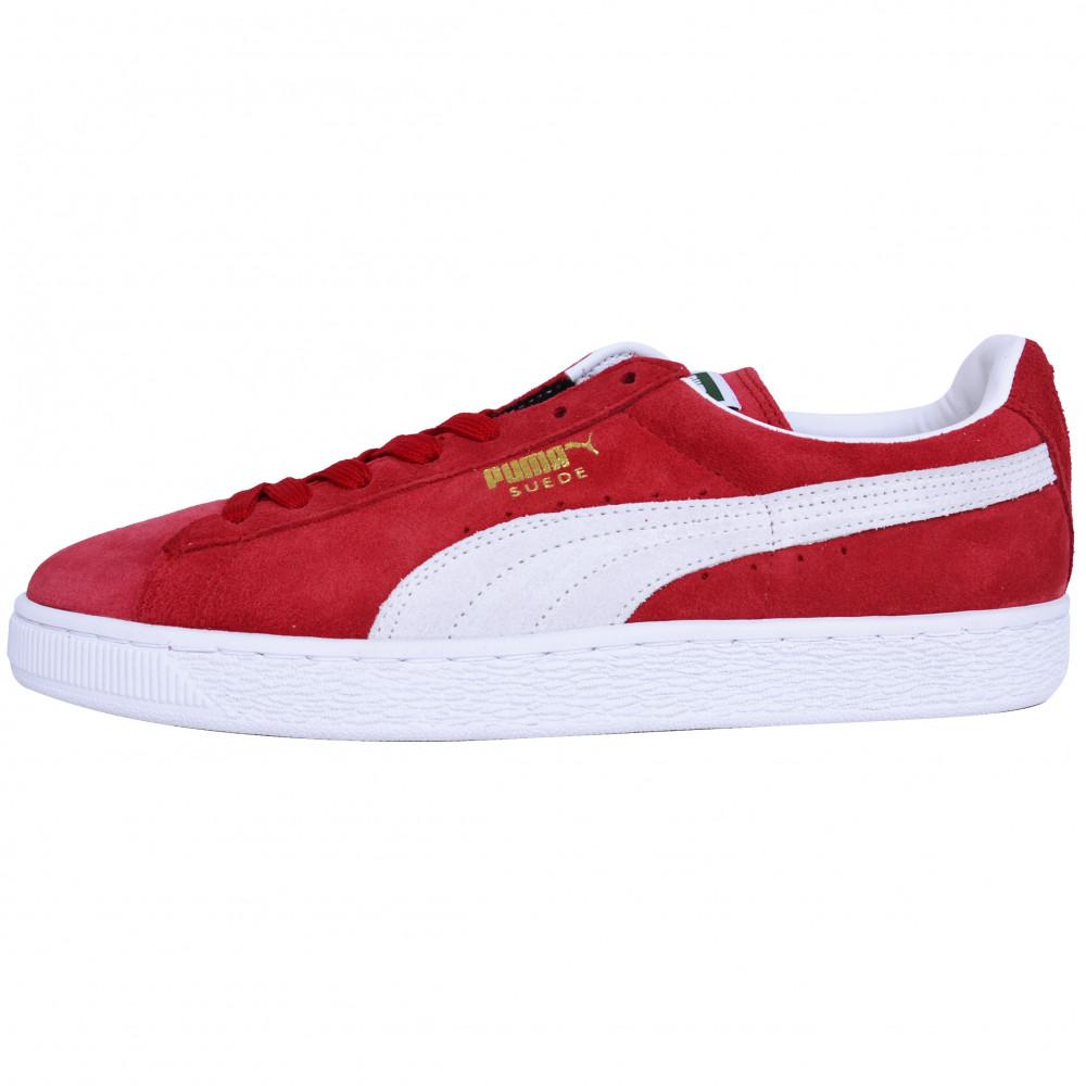 Puma Suede Classic (Red)