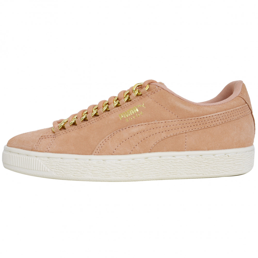 Puma Suede Classic Chain (Dusty Coral)