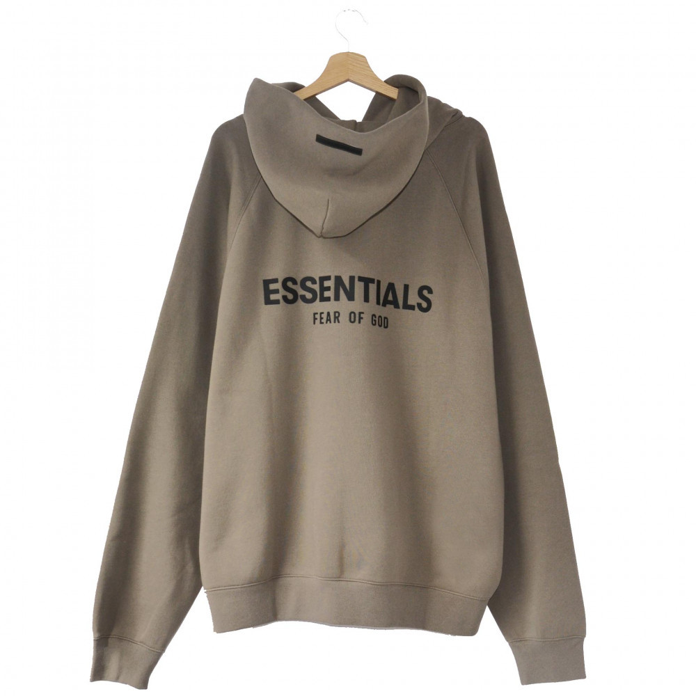 Essentials by Fear of God Hoodie (Taupe)