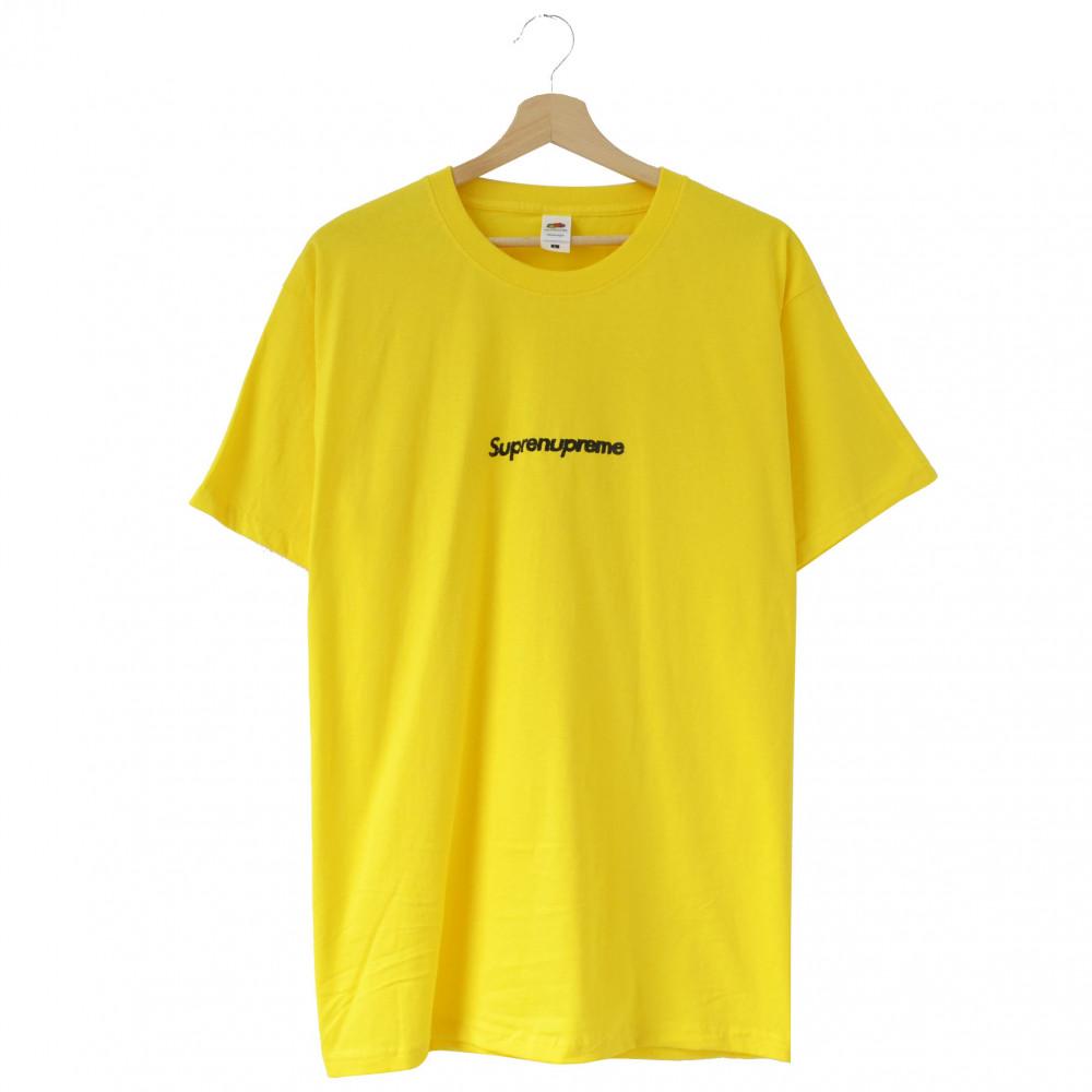 Joy Research Institute Suprenupreme Tee (Yellow)