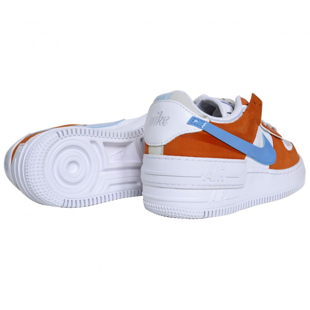 Nike Air Force 1 Shadow (Orange/Blue)