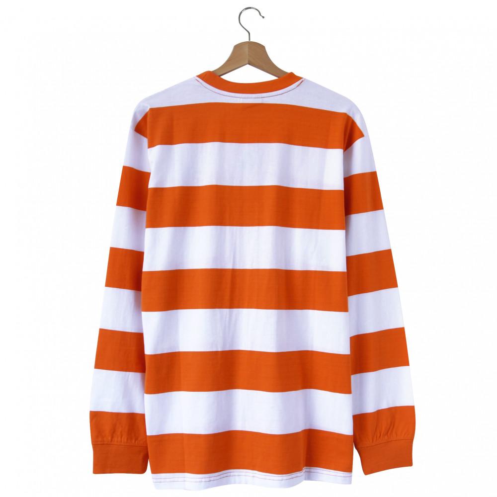 Carrots x Looney Tunes Stripe (Orange/White)