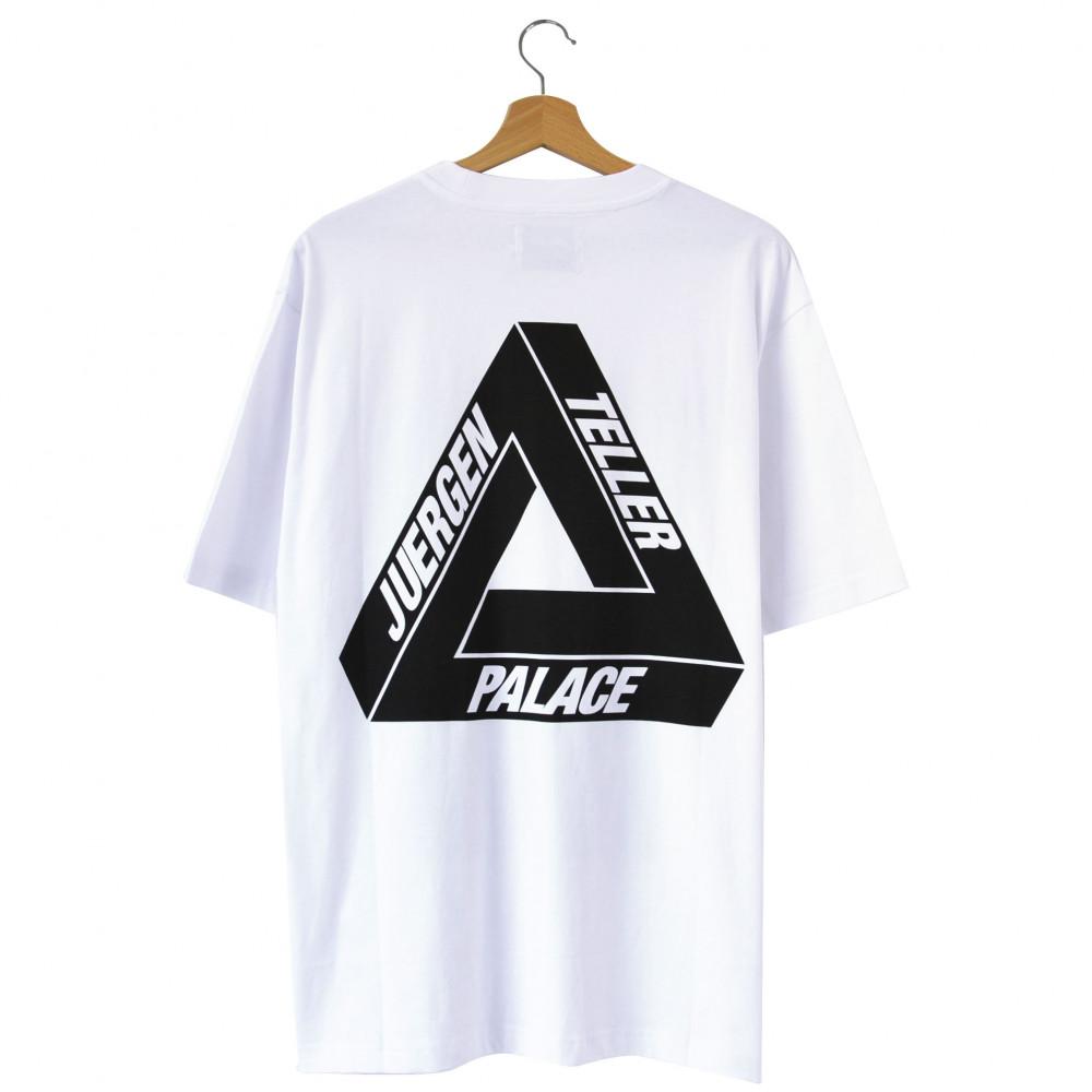 Palace x Juergen Teller 1 Tee (White)