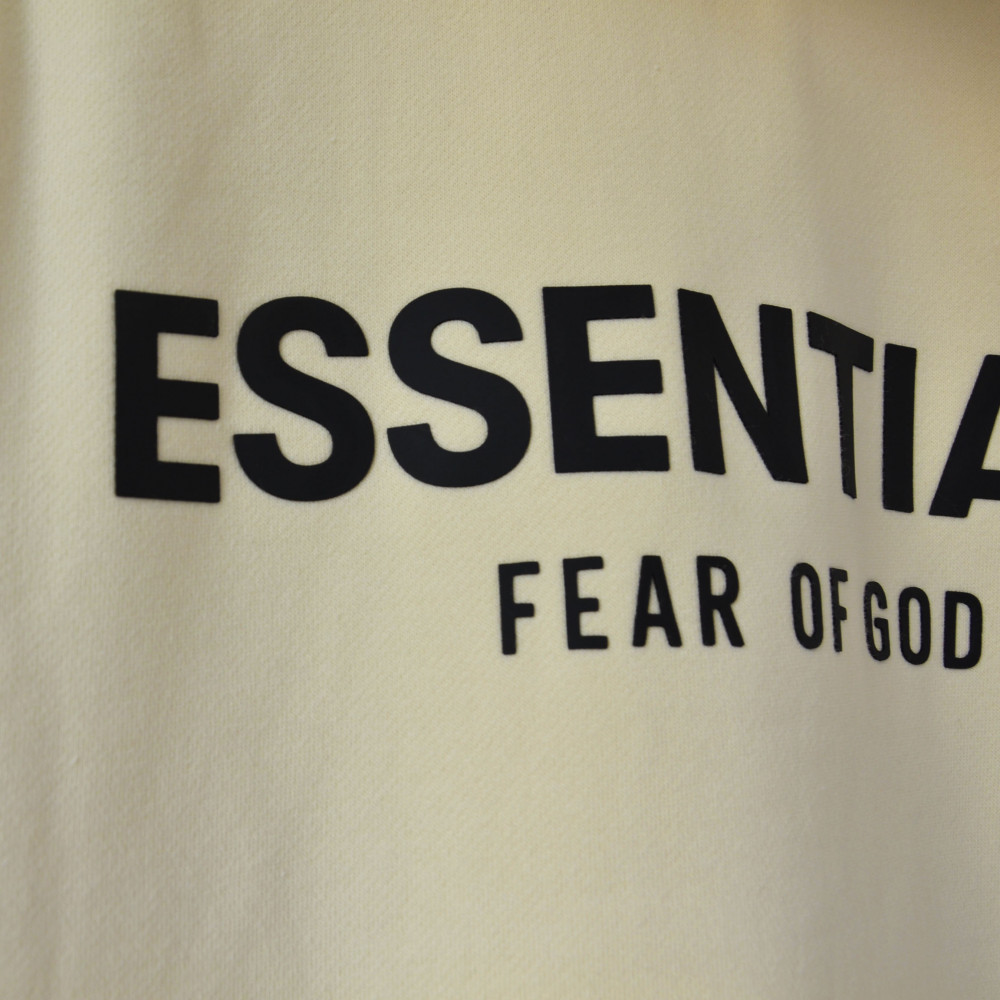 Essentials by Fear of God Hoodie (Cream)