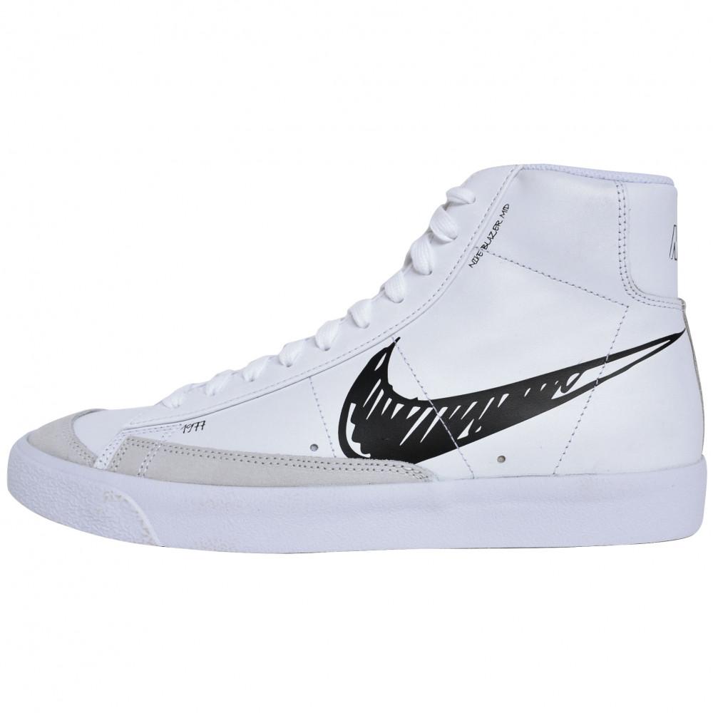 Nike Blazer Mid 77 VNTG Sketch (Black/White)