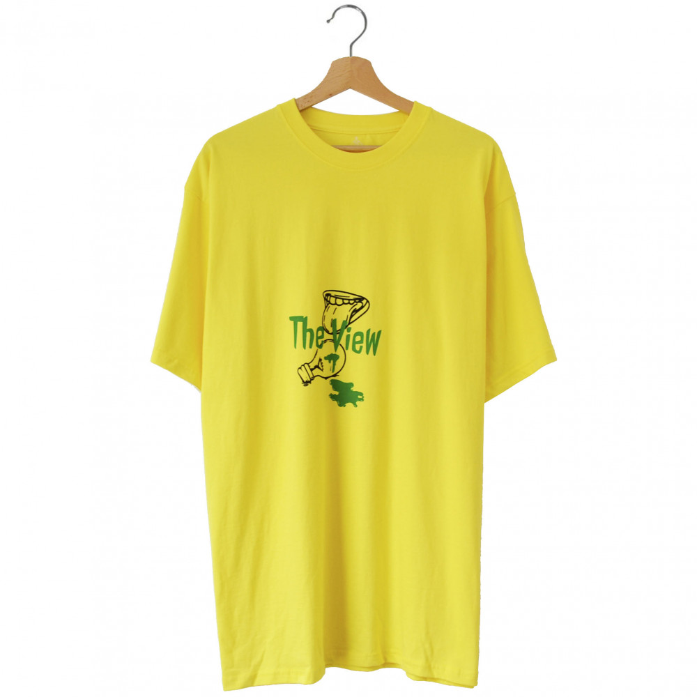 The View Lab Piker Tee (Yellow)