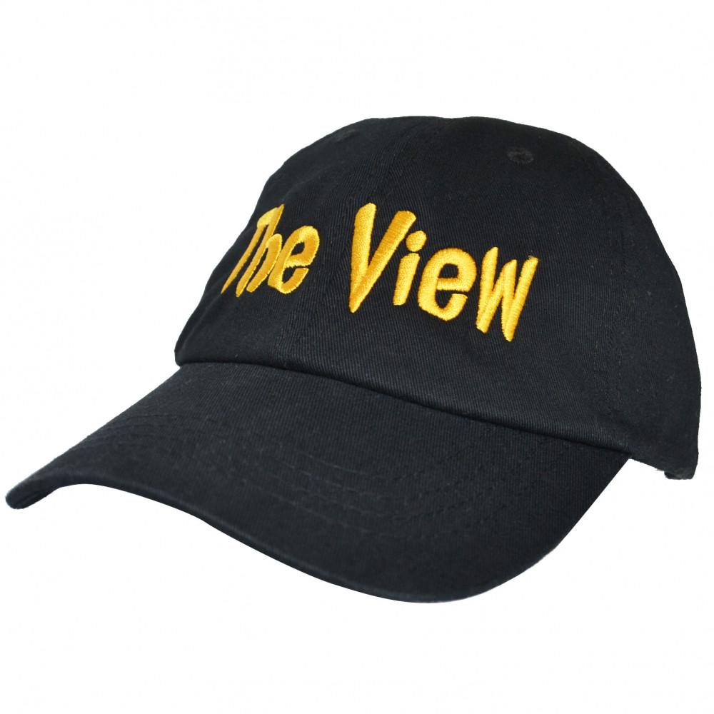 The View Lab Cap (Black)