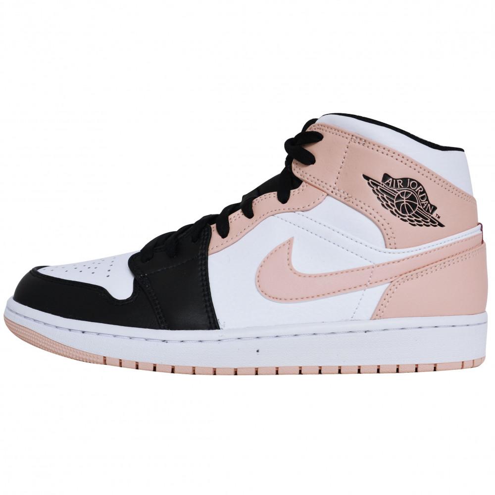 Nike Air Jordan 1 Mid (Arctic Orange)