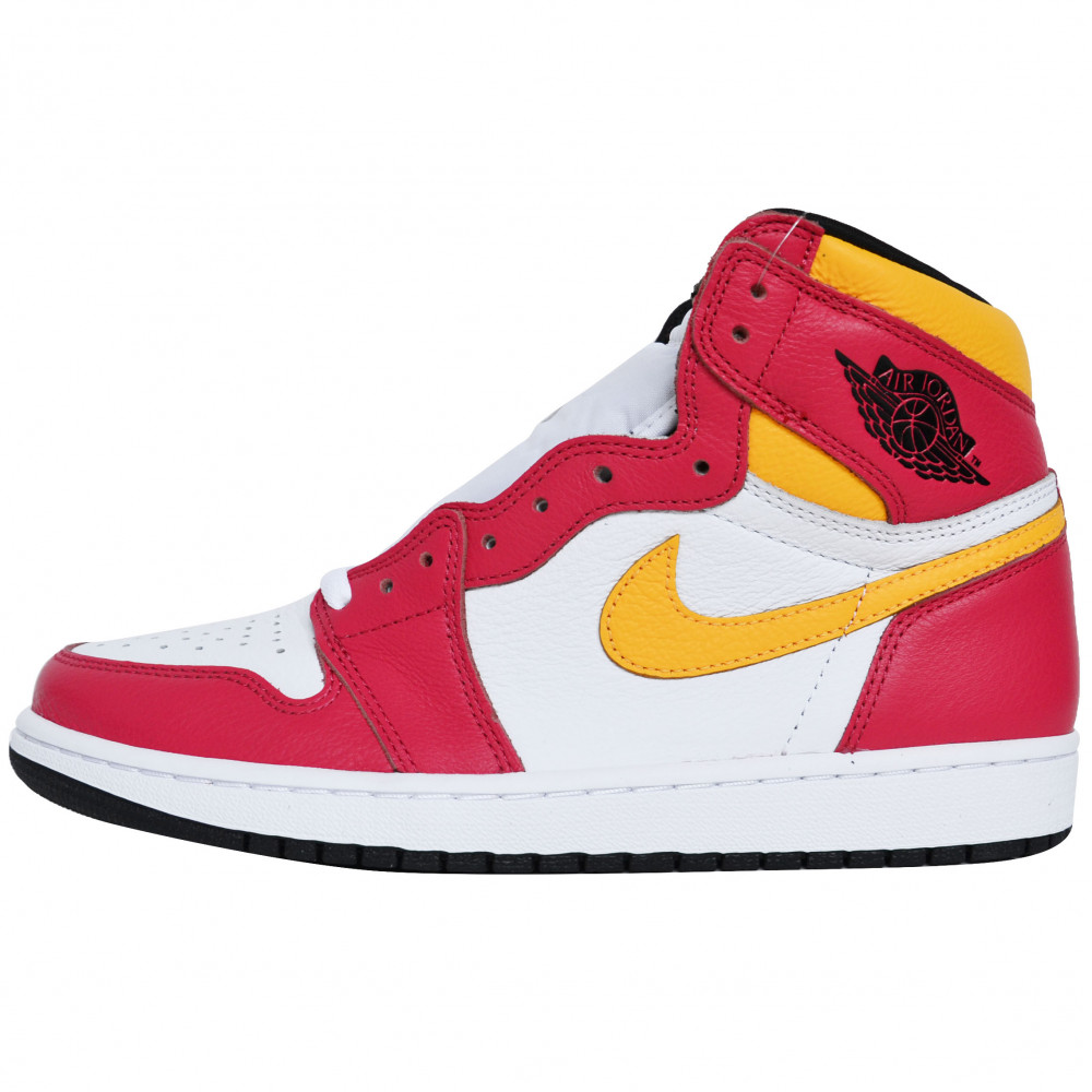 Nike Air Jordan 1 Retro High OG (Fusion Red)